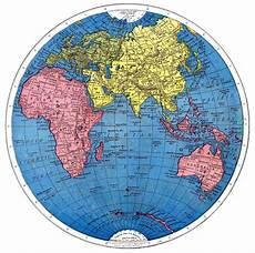 Clipart Maps Vintage Printable Map Of The World Part 2 The