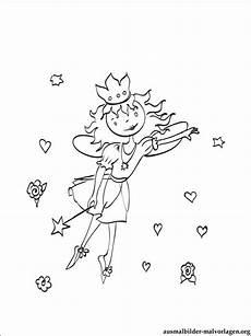 Einhorn Malvorlagen Instagram Ausmalbild Prinzessin Lillifee Kostenlos