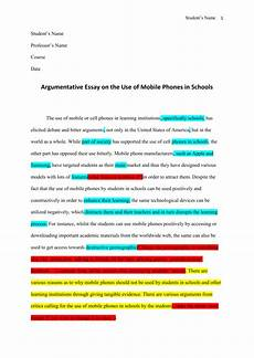 Persuasive Essay Cell Phones Argumentative Essay On The Use Of Mobile