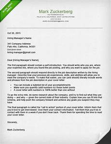 How Can I Write A Cover Letter For My Resumes Cover Letter Samples And Writing Guide Resume Genius