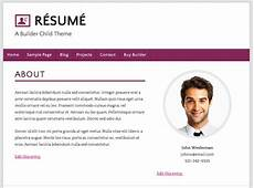 About Me Resumes How To Build A Wordpress R 233 Sum 233 Site Using Ithemes Builder