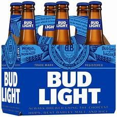6 Oz Bud Light Bud Light 174 6 Pack 12 Fl Oz Bottles Walmart Com