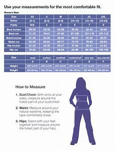 Jockey Slimmers Size Chart Size Chart Jockey Philippines