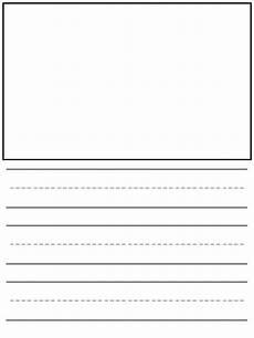 Printable Lined Paper For Kindergarten Free Kindergarten Lined Writing Paper Kindermomma Com