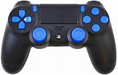 Ps4 Remote Light Blue Blue Out Master Modded Ps4 Controller