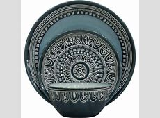 Better Homes and Gardens Teal Medallion 12 Piece Set