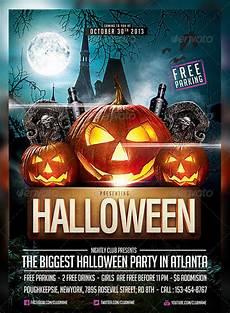 Halloween Flyers Templates Free 25 Hellacious Psd Halloween Flyer Templates 2015 Bashooka