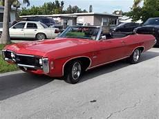 69 Chevy Impala Lights 1969 Chevrolet Impala For Sale Classiccars Com Cc 1167664