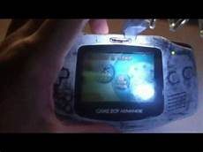 Gameboy Advance Light Game Boy Advance Light Review Youtube