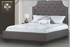 r198 canadian made rosemount tailored headboard and bed