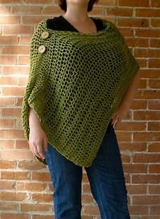 crochet poncho sarahndipities fortunate handmade finds