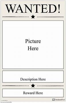 Wanted Poster Template For Pages Create Wanted Posters Wanted Poster Template