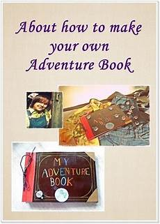 How To Cite From A Book Adventure Book Up Pixar 183 How To Make A Scrapbook