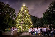 Tree Lights Lsu To Host Spectacular On Nov 28 Other
