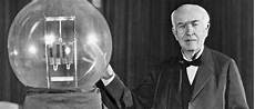 Thomas Edison Light Bulb Who Really Invented The Light Bulb Bbc Science Focus