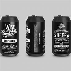 Crowler Label Design Crowler Label For Wise Man Brewing Product Label Contest