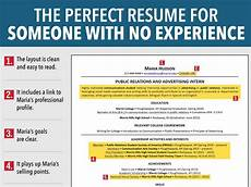 Best Way To Look For A Job 7 Reasons This Is An Excellent Resume For Someone With No