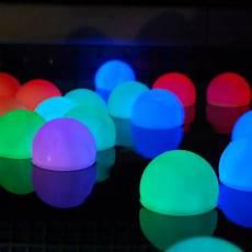Light Up Pool Balls Mood Light Garden Deco Balls Inground Pool Lights