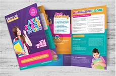 Leaflet Creator 10 Awesome School Brochure Templates Amp Designs