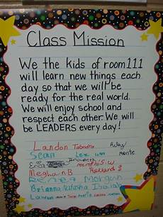 Classroom Mission Statement 37 Best Mission Statements Images On Pinterest Classroom