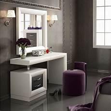 Bedroom Vanity Furniture Everly Quinn Kirkwood Bedroom Makeup Vanity Set With