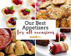 our best appetizers recipelion