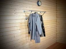 wall clothes rack boo heavy duty wall mounted clothes rack wall mounted clothes