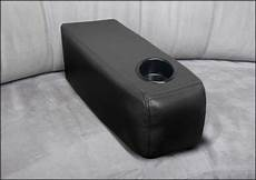 Sofa Arm Cup Holder 3d Image by Cup Holder For Sofa Diy Sofa Drink Holder Using Simple Box