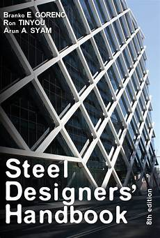Australian Structural Steel Design Code Steel Designers Handbook Newsouth Books