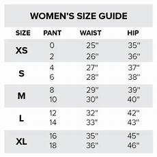 Big And Size Chart Pants What Size Would A 36 In Men S Pants Be In A Woman S Pant