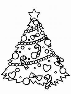 ausmalbilder weihnachtsbaum kostenlos malvorlagen zum