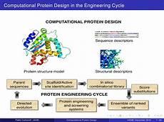 Institute For Protein Design Computational Protein Design 1 Challenges In Protein