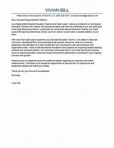Cover Letter For Team Leader Position Examples Best Team Lead Cover Letter Examples Livecareer