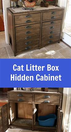 white printer s console or sneaky litterbox cabinet