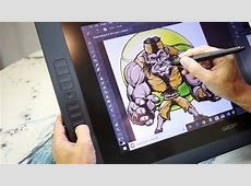 How to open the Wacom Tablet Properties program