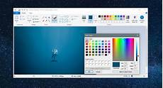 how to pick a color from an image on windows 10