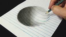 Drawing 3d 3d Drawing For Kids Amp Adults How To Draw Concave Surface