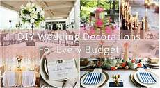 diy wedding decorations for every budget inspired bride
