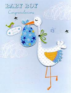 Congrats Baby Card Baby Boy Congratulations Gigantic Greeting Card Cards
