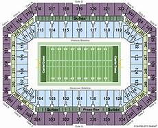 Seating Chart Carrier Dome Football Cheap Carrier Dome Tickets