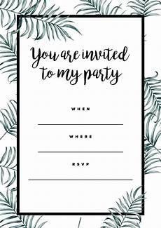 Online Party Invitations Free Free Party Invitations All Free Invitations