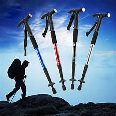 Light Walking Stick New Adjustable Ultra Light Aluminum Alloy Hiking Walking