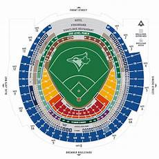 Rogers Centre Seating Chart Rogers Centre Seating Capacity Blue Jays Brokeasshome Com