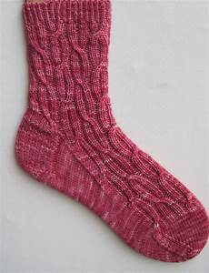 knit sock pattern easy cable ribbed socks knitting pattern