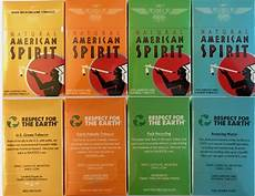 American Spirit Flavor Chart The Flip Side Of Natural American Spirit Corporate Social