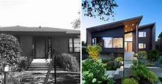 before and after a vancouver home gets a modern upgrade