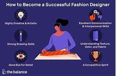 Become A Designer How To Become A Fashion Designer 10 Skills You Need