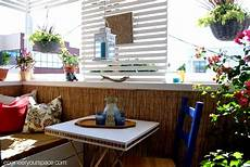 small rental balcony makeover before and after hometalk