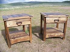 Hoobro End Table Rustic Side Table With 3 Tier Shelf by Rustic End Tables Wyoutlawfurniture Co Outlaw Furniture