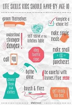 What Are Skills 13 Things Most Kids Should Be Able To Do By Age 10